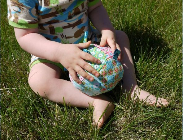 Gratis Kinder Schnittmuster - Penti-Ball
