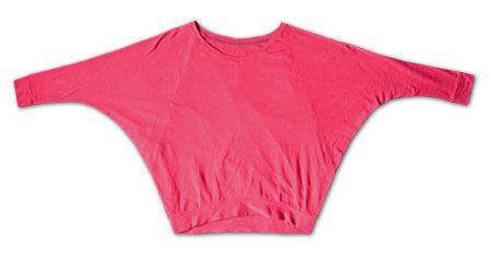 Gratis Damen Schnittmuster - Oversize Shirt